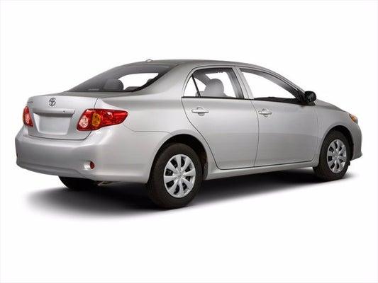2010 Toyota Corolla S >> 2010 Toyota Corolla S